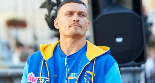 Русский боксер несомненно поможет Усику подготовиться кбою сБриедисом