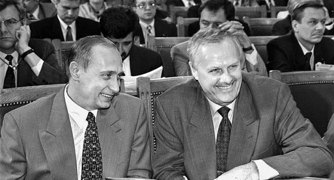 Владимир Путин снимался вмассовках вкино «Ленфильма» в70-х