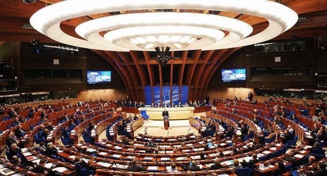 Российская Федерация небудет подавать заявку вПАСЕ— Государственная дума РФ