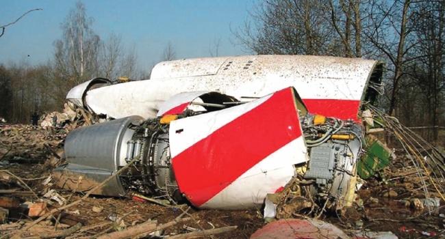 Президент «устал отблефа» поповоду крушения самолета Качиньского