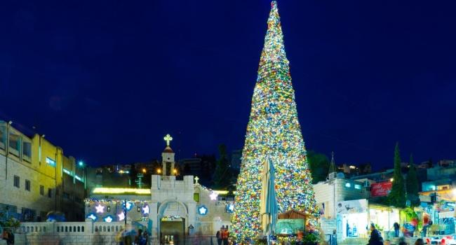 В знак протеста против Трампа: в Израиле неожиданно отменили Рождество