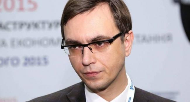 Омелян считает положительным решениеРФ пустить поезда вобход Украинского государства