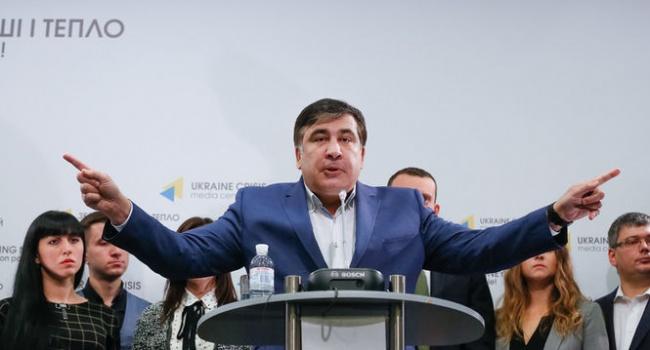 Акт капитуляции: Саакашвили сказал Порошенко письмо спредложением оперемирии