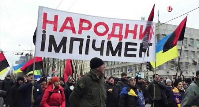 Деревянко объявил, что милиция мешала установить сцену для марша «Заимпичмент»