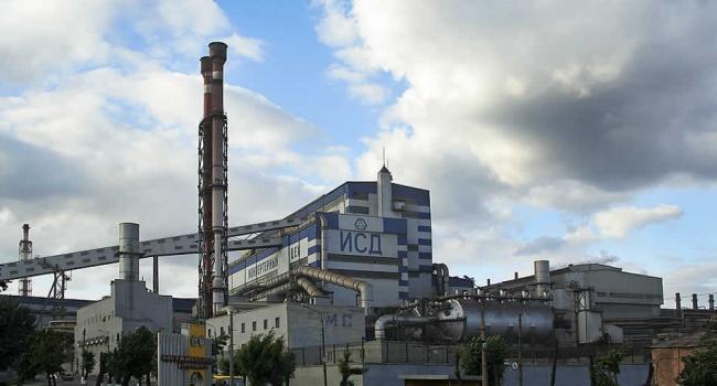 «ИСД» потерял контроль над крупнейшим металлургическим заводом Украины