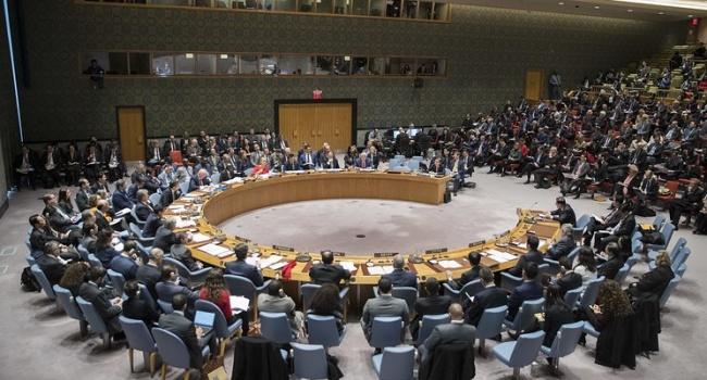 Заместитель постпредаРФ при ООН: оружие Запада толкает государство Украину наавантюры