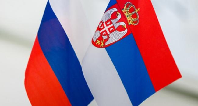 Сербия никогда непримет санкций против РФ