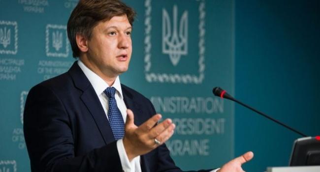 Требую отставки генерального прокурора Луценко— минфин Данилюк