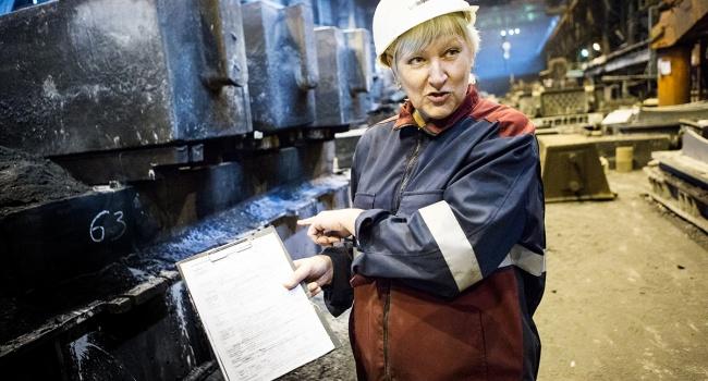 ВУкраинском государстве отменили список запрещенных для женщин профессий