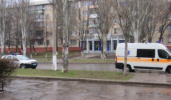 ВХарьковской области мужчина обстрелял полицейский автомобиль изастрелился