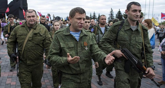 Вмирных городах Украины: Захарченко задумал подлость наРождество