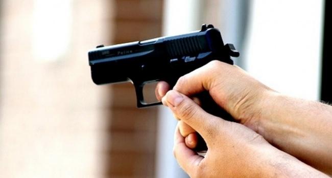 ВОдессе неизвестные устроили стрельбу: введен план «Гром»