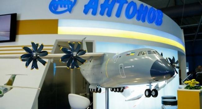 Самолеты «Антонова» будут перевозить европейские спутники— Порошенко