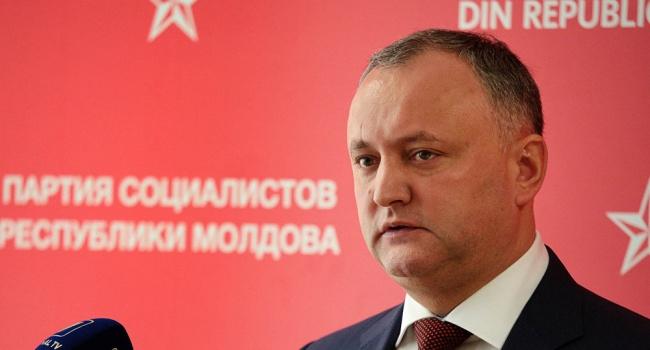 Радикалы обсуждают выход страны изСНГ— Президент Молдавии