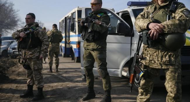 В социальных сетях призывают встретить украинев, освобожденных изплена