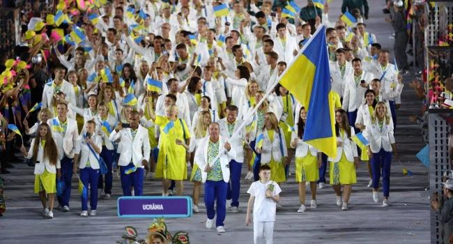 МОК: Успортсменов Украины забрали 10 олимпийских наград