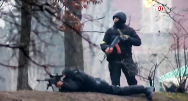 Свидетель поведал , кто отдал приказ  стрелять напоражение вмитингующих— Снайперы наМайдане