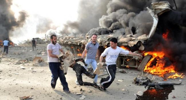 Правозащитники: Загод вСирии погибли 39 тыс.  человек