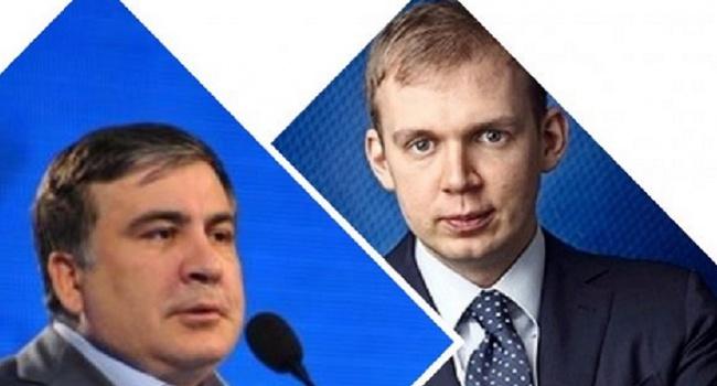 Экспертиза подтвердила подлинность записи конференции Саакашвили сбизнесменом изокружения Януковича