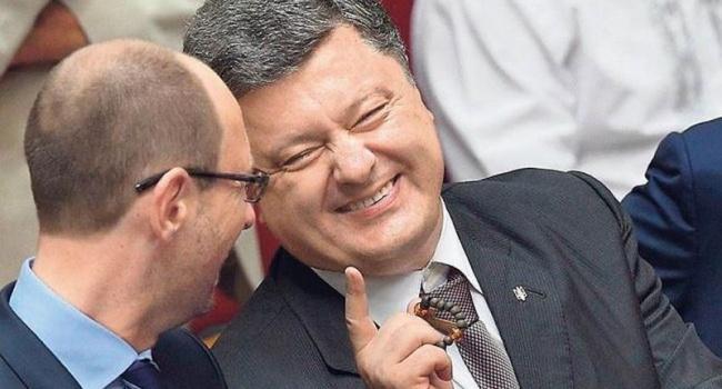 Стало известно, сколько обещаний выполнил Порошенко в2017 году