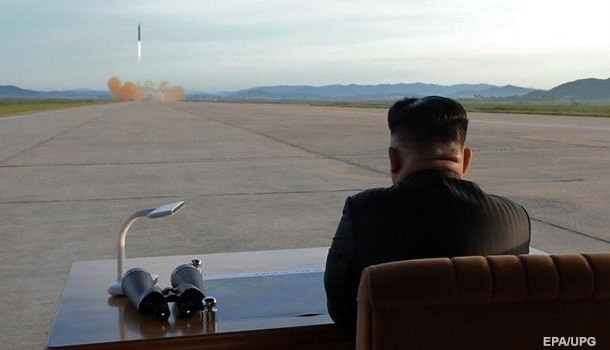У меня на столе лежит ядерная кнопка – Ким Чен Ын
