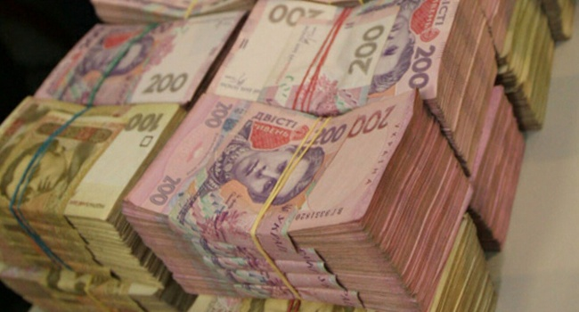 Средства насчетах Госказначейства кначалу зимы уменьшились практически на50 млрд грн