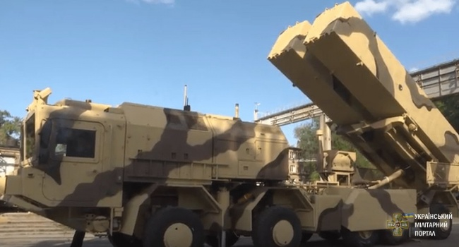 ОТРК «Гром-2» готов к стрельбам – «Украинский милитарный портал»