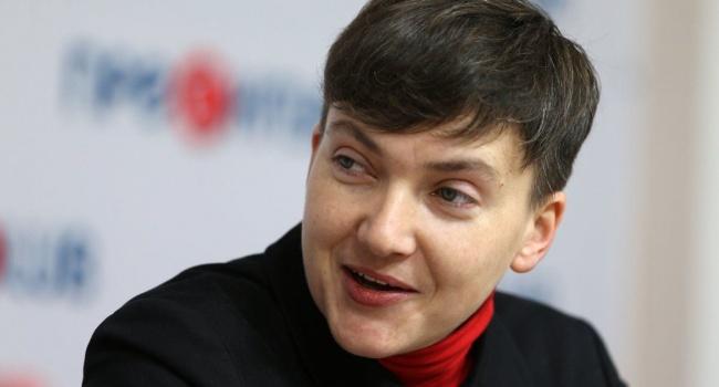 Савченко: «Киевская власть заплатит кровью за свои деяния»