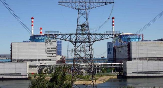 Вгосударстве Украина наАЭС дала сбой система защиты ядерного реактора
