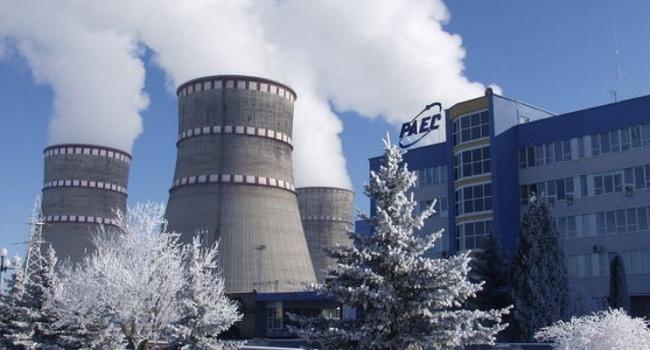 НаХмельницкой АЭС из-за неисправности отключен 2-ой  энергоблок