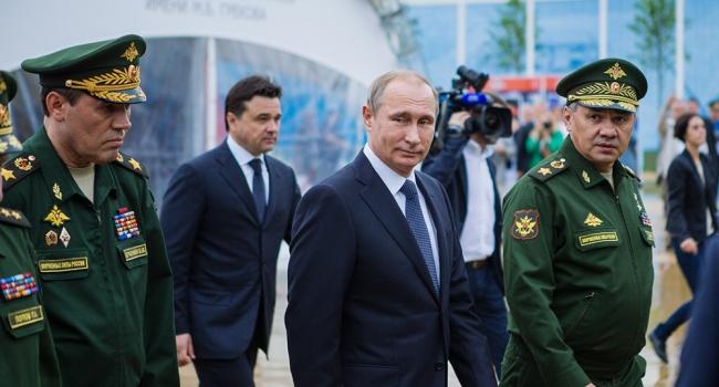 СМИ США: Путин нацелился назахват 3-х стран в текущем 2018-ом