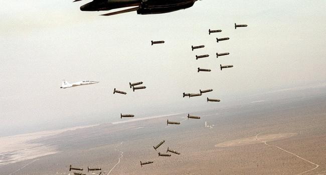 В итоге русских иправительственных авиаударов вСирии погибли 17 гражданских