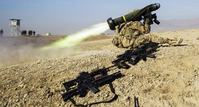 СМИ выяснили, какие части ВСУ получат Javelin