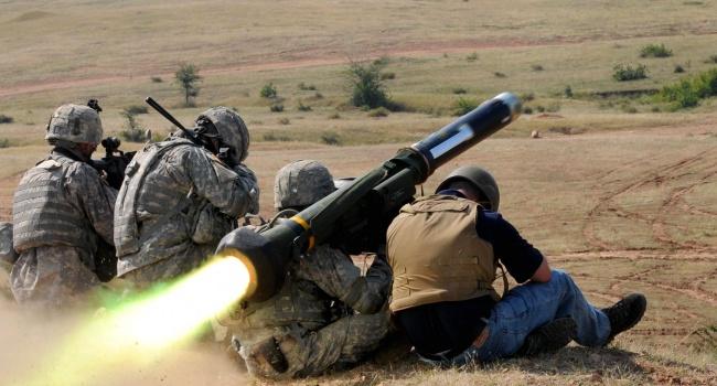 Javelin передадут частей ВСУ, расположение которых подальше отфронта,