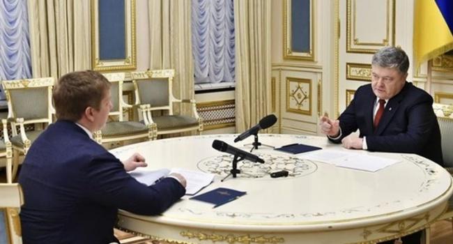 Порошенко считает, что Украина стала независимой от русского газа