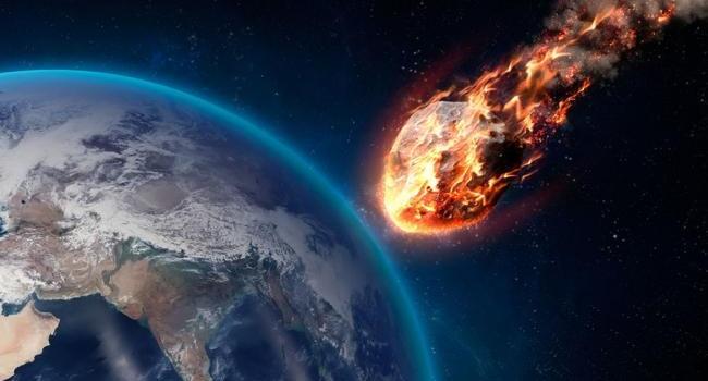 7 января на Землю может упасть огромный метеорит- ученые