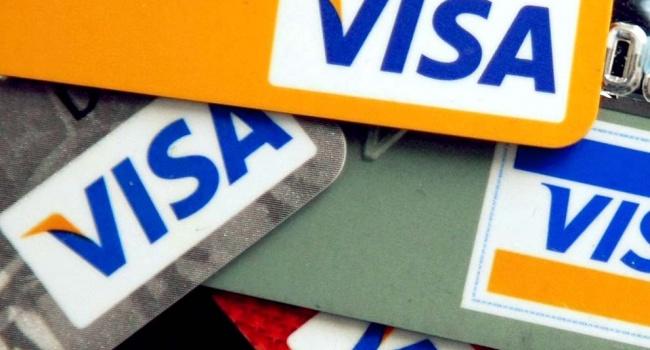 Visa закрыла обслуживания карт споддержкой биткойн