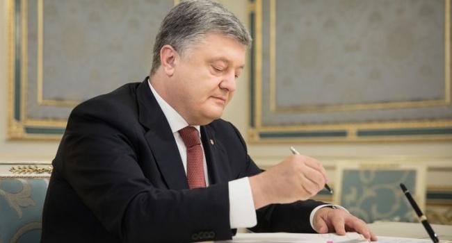 В 2017-м Порошенко лишил гражданства более 5 тысяч человек