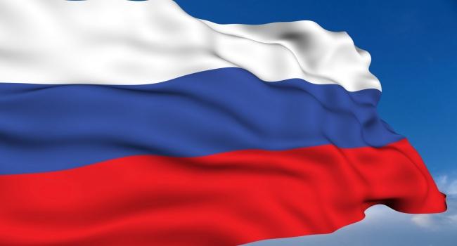 «Кровь украинцев наруках Москвы»: активисты облили краской русский центр вКиеве