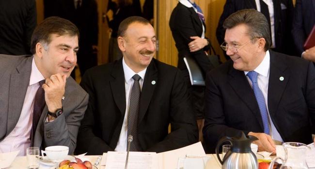 Грузинская Генеральная прокуратура ожидает экстрадиции экс-президента на отчизну