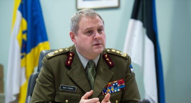 ВЭстонии обвинили Российскую Федерацию вподготовке «полномасштабной войны» против НАТО