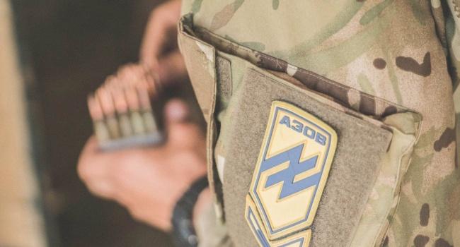Ссайта батальона «Азов» удалили фото с североамериканскими гранатометами