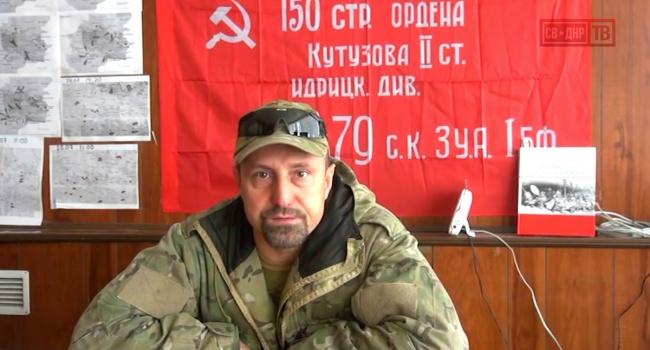 Бунт в«ДНР»: Ходаковский призвал граждан убрать «прохвоста» Захарченко
