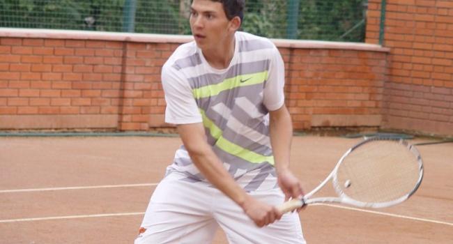 Украинский теннисист отстранен от соревнований из-за допинга