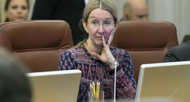 Заболевание корью в Украине Супрун поспешила успокоить