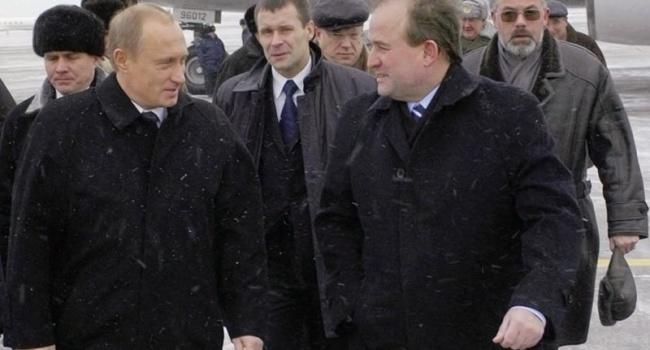 Песков раскрыл детали  встречи Владимира Путина  сМедведчуком