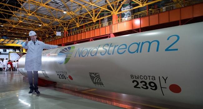 Немецкие экологи требуют остановить строительство Северного потока-2
