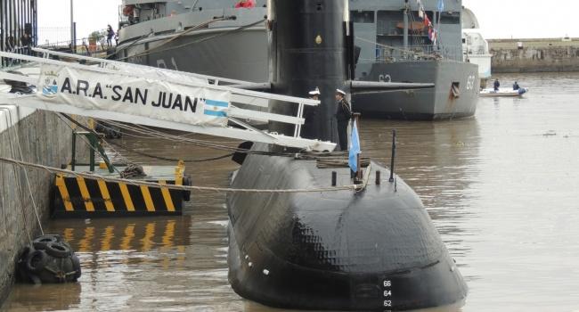 Стали известны причины гибели моряков на аргентинской подлодке
