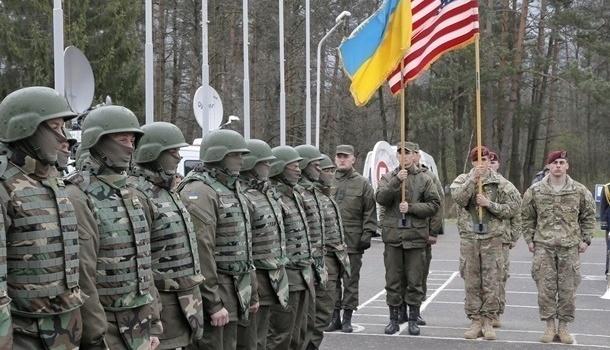 Вгосударстве Украина состоятся шесть многонациональных военных учений
