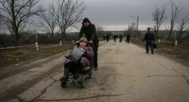 «Это ежедневный ужас», - в сети показали Станицу Луганскую